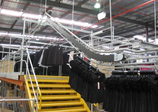 Apparel Conveyors and Elevators